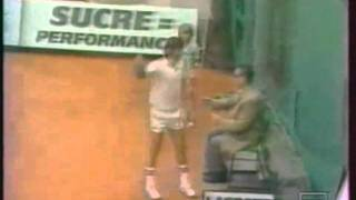 Ilie Nastase - Tennis Fun Energy