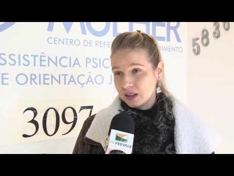 TV Feevale Notícias - Mulheres Brasileiras Assediadas
