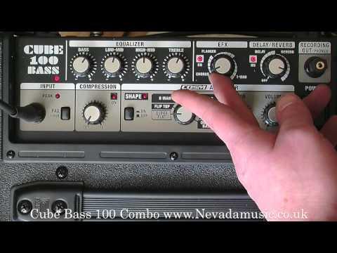 Roland Cube CB100 Bass Combo
