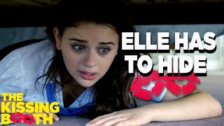 Elle Hides From Noah's Mum | The Kissing Booth