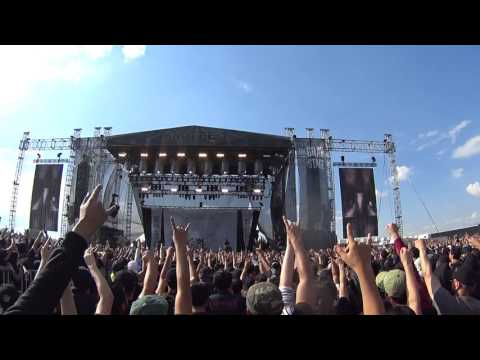 CARCASS LIVE FULL CONCERT (1080p) @ KNOTFEST MEXICO October 16th 2016
