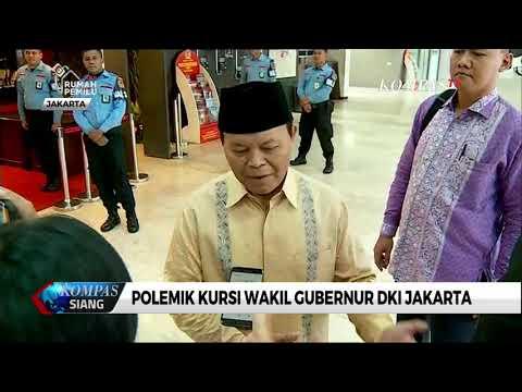 Polemik Kursi Wakil Gubernur DKI Jakarta Mp3