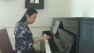 Book 2 - Prelude and Fugue in E minor - Louisa Grantz (BMus 2) and Jinah Shim (MPhil)