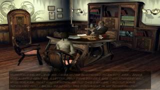 Syberia I Walkthrough - 03 - Valadilene (Notary)