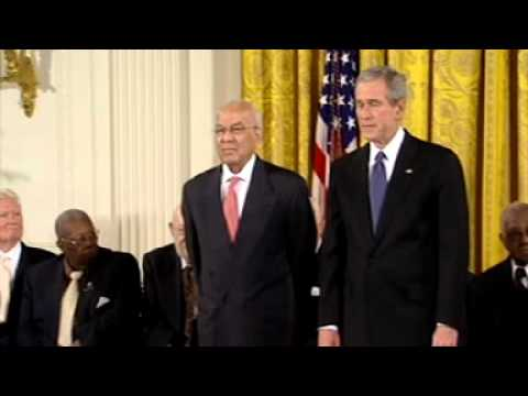 Presidential Medal of Freedom 2006 Ceremony