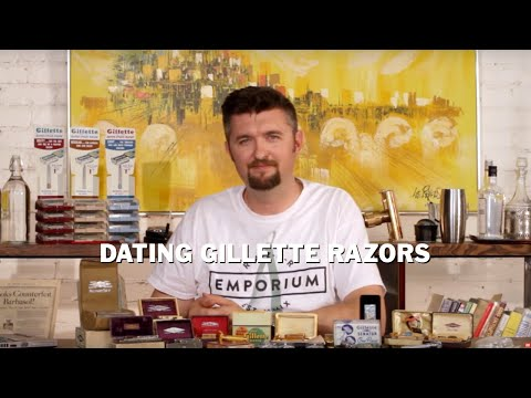 What Year was My USA Gillette Safety Razor Made? Gillette Date Codes from YouTube · Duration:  20 minutes 10 seconds