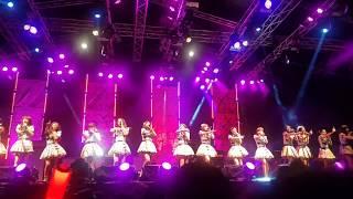 BNK48 เพลงชาติ BNK48 @ CAT EXPO 4  HD 4K