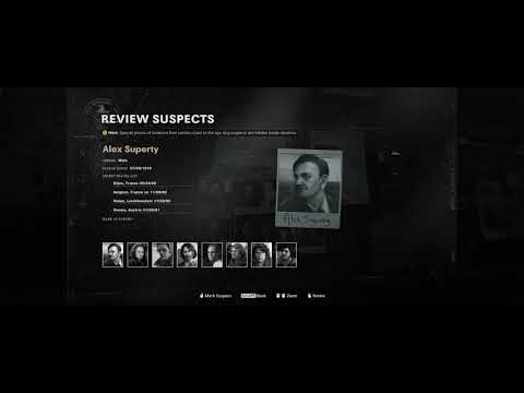 How to figure out that suspects in Operation Red Circus - Call of Duty Black Ops Cold War