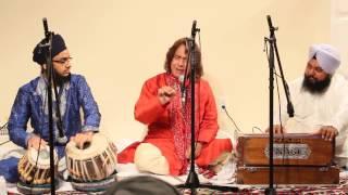 Ustad Tari Khan Singing Ghazal