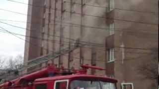 Пожар в общежитии №3 харьков(, 2013-12-15T19:53:42.000Z)
