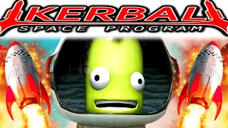 Kerbal Space Program - ONE GIANT FAIL FOR KERBAL KIND