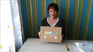 Евгения Соловьева - обзор майской коробочки Doodle&Sketch Box и превью к видео уроку