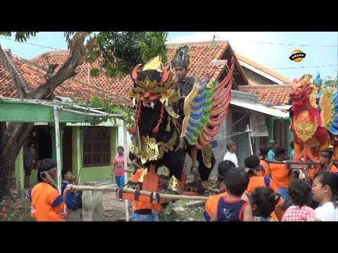 BATUR SEKLAMBU (keliling) - SENI BUROK DANGDUT BUNGA NADA TERBARU 2019 Live Sitanggal Brebes