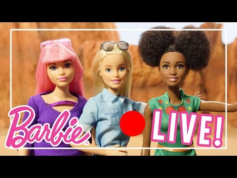 🔴 LIVE: Barbie And Friends Marathon | Barbie