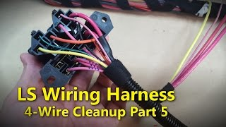 LS Wiring Harness Part 5 | Project Rowdy Ep017 - YouTubeYouTube