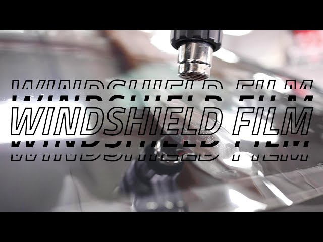 Windshield Protection Film in Thousand Oaks, California