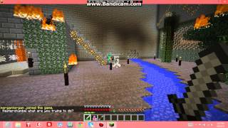 Minecraft: Mob arena Ep 1 Welcome! (bandicam)