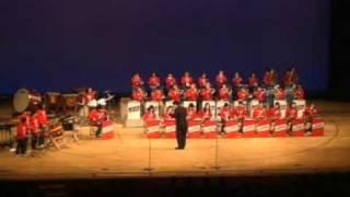 たつだBBキッズ 小学生ビッグバンド 2008年1月 WinterWonderland...