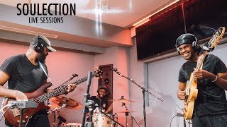 Soulection Radio live session feat. Mansur Brown