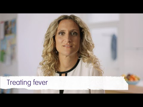 Children's fever treatment tips - CALPOL® UK Expert Chats