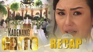 Kadenang Ginto Recap: Romina's wedding day becomes a disaster thumbnail
