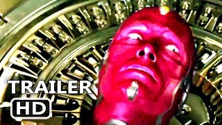 "AVENGERS: INFINITY WAR ""Shuri Saves Vision"" Movie Clip (New, 2018) Superhero Movie HD"