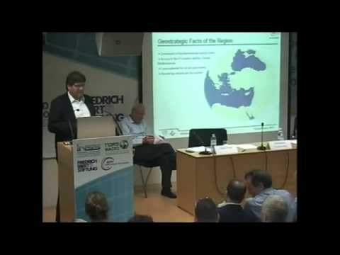 The East Mediterranean Natural Gas Resources - Mr  Solon Kas