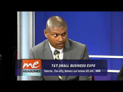 SMALL BUSINESS EXPO 2017 - Trinidad and Tobago