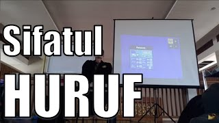 Ustadz Khanova Maulana - Bab Sifat Huruf (5/5)