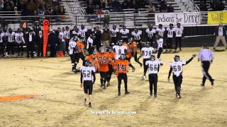 First Half of Louisa versus Powhatan 11-18-2011 Group AA, Region ll Football Game