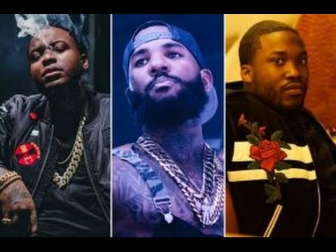 Social media goes CR@ZY after Sean Kingston & Meek Mill respond back to The Game