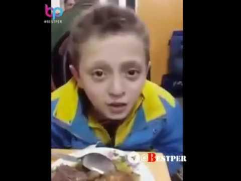 iranian boy  singing sangtarash  song