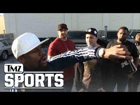 Floyd Mayweather Gives TMZ Photog Tour Of New $2 Million Fleet!   TMZ Sports