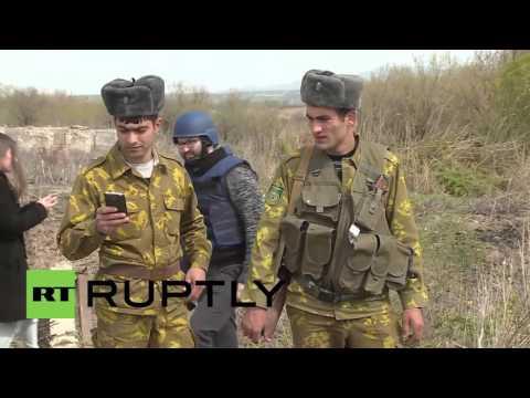 Nagorno-Karabakh: Footage shows aftermath of Azerbaijani shelling of Hadrut