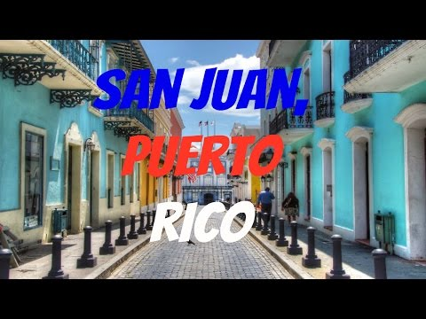 San Juan, Puerto Rico 2017