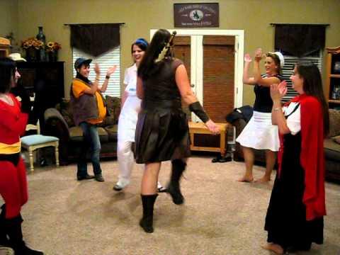 annual irish dance halloween costume 6 hand - Irish Dancer Halloween Costume