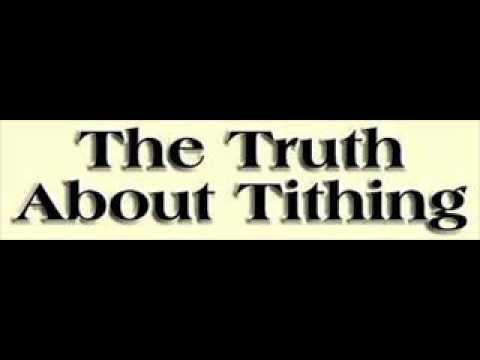 Francis Chan - Says No to Tithing