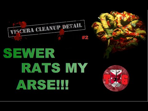 Viscera Cleanup Detail #2 - Sewer Rats My Arse