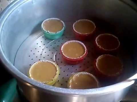 Cara Membuat Kue Mekar   Resep Bolu Kukus Mekar   Doovi