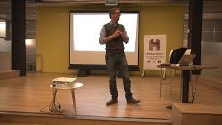 Café Sci @ HanaHaus: Neural Dust - Future Neural Interfaces and Medical Diagnostics- Michel Maharbiz