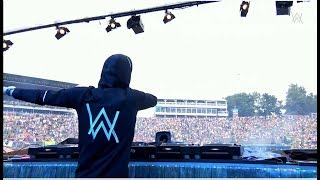 Download lagu Alan Walker -  Live | THE SPECTRE, FADED | Belgium 2018 MP3