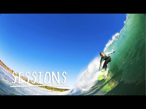Barrel bliss surf in Samoa with Jamie O'Brien | Sessions