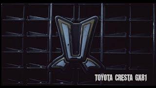 187 Service - Toyota Cresta GX81