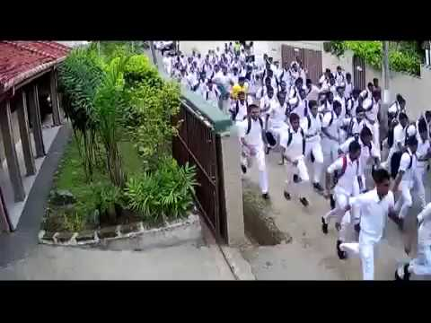 Colombo Ananda & Nalanda College Fight