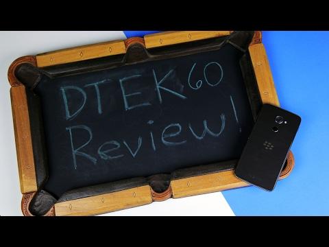 BlackBerry DTEK 60 Review!