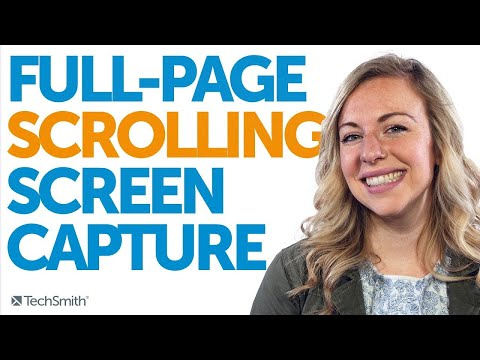 Scrolling Screenshot: How To Take A Full Page Screen Capture On Windows Or Mac