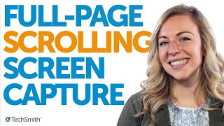 التمرير الصورة: كيف تأخذ صفحة كاملة التقاط الشاشة على ويندوز أو ماك
