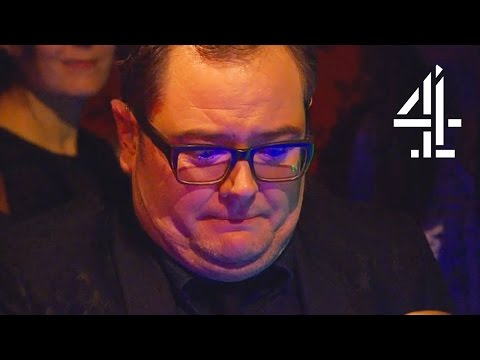 Alan Carr Prank Calls Davina McCall About Naked Celebrity Come Dine With Me | Alan Carr's Happy Hour