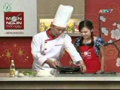 MON NGON MOI NGAY - BUN THIT NUONG