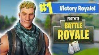 fortnite battle royale solo win halen (NL)